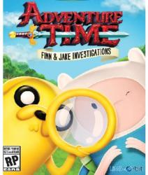 Little Orbit Adventure Time Finn & Jake Investigations (PS4)