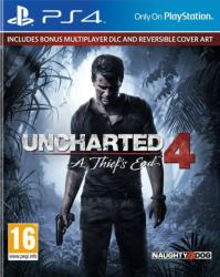 Sony Uncharted 4 A Thief's End [Standard Plus Edition] (PS4)