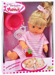 DIMIAN Bambolina - Nena biliző baba, többfajta