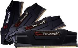 G.SKILL RipjawsV 64GB (4x16GB) DDR4 3400Mhz F4-3400C16Q-64GVK