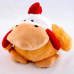 Uni-Toys Csirke 30cm