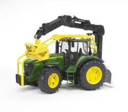 BRUDER Tractor forestier John Deere 7930 (3053)