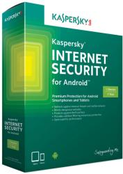 Kaspersky Internet Security for Android EEMEA Edition (1 User, 2 Year) KL1091OCADS
