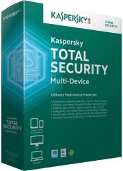 Kaspersky Total Security 2016 Multi-Device EEMEA Edition (4 User, 1 Year) KL1919OCDFS