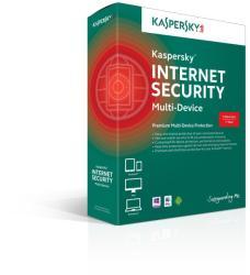 Kaspersky Internet Security 2016 Multi-Device EEMEA Edition (3 User, 1 Year) KL1941OCCFS