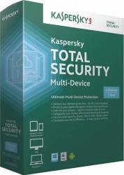 Kaspersky Total Security 2016 Multi-Device EEMEA Edition (2 User, 1 Year) KL1919OCBFS