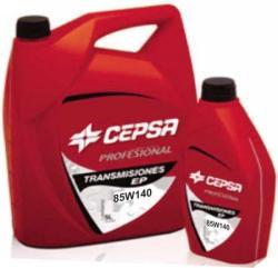 CEPSA Transmisiones EP 85W-140 (5L)