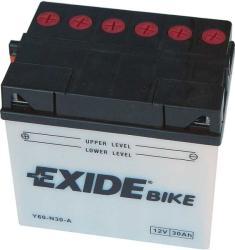 Exide Bike 30Ah Bal E60-N30-A