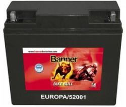 Banner Bike Bull Professional AGM 18Ah Jobb ETX 20L (52001)