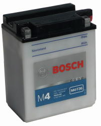 Bosch M4 14Ah 140A Jobb YB14L-B2