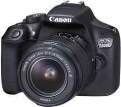 Canon EOS 1300D +18-55mm DC III