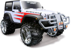 Maisto Off-Road Jeep Wrangler Rubicon 1/16