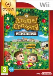 Nintendo Animal Crossing Let's Go to the City [Nintendo Selects] (Wii)