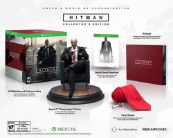 Square Enix Hitman The Complete First Season [Collector's Edition] (Xbox One)