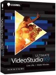 Corel VideoStudio Pro X9 Ultimate VSPRX9ULMLMBEU
