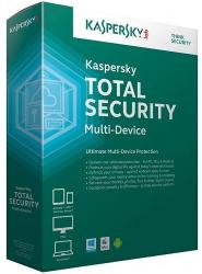 Kaspersky Total Security 2016 Multi-Device EEMEA Edition (5 User, 2 Year) KL1919OCEDS