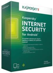 Kaspersky Internet Security for Android (3 Device, 2 Year) KL1091OCCDS