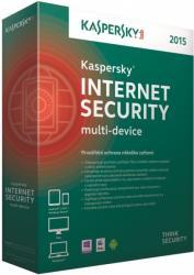 Kaspersky Internet Security 2016 Multi-Device EEMEA Edition (3 User, 2 Year) KL1941OCCDS