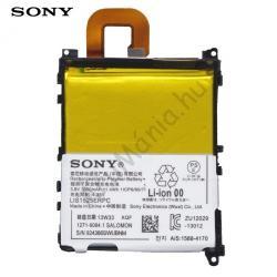 Sony LI-Polymer 3000 mAh 1271-9084