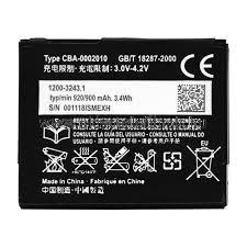 Sony Ericsson Li-Ion 800mAh BST-39