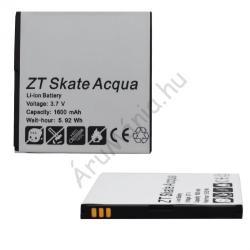 Utángyártott ZTE Li-Ion 1600 mAh 80500100145