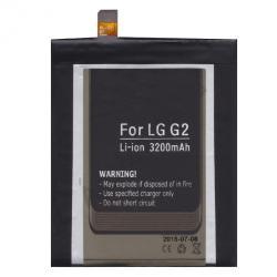 Utángyártott LG Li-Ion 3200 mAh BL-T7
