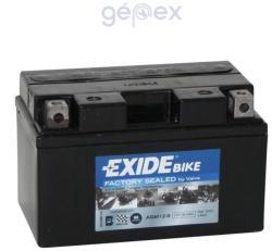 Exide Bike AGM 8.6Ah bal YTZ10S-BS