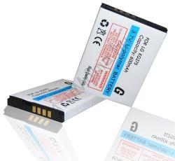 Utángyártott LG LI-Polymer 600 mAh LGIP-410A