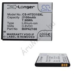 Compatible HTC Li-Ion 2100 mAh 35H00221-01M