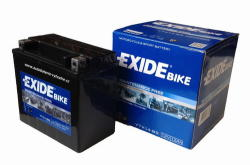 Exide Bike 12Ah 135A Bal YT14B-BS