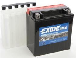 Exide Bike 14Ah 215A Bal YTX16-BS