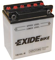 Exide Bike 11Ah 160A Jobb YB10L-B2