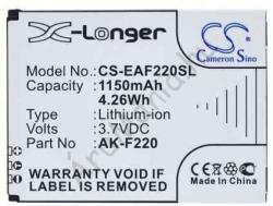 Compatible Emporia Li-Ion 1150 mAh AK-F220