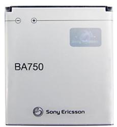 Sony Ericsson Li-Ion 1500 mAh BA750