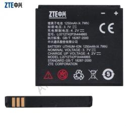ZTE Li-Ion 1250 mAh LI3712T42P3H444865GB