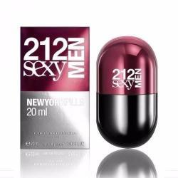 Carolina Herrera 212 Sexy Men EDT 20ml