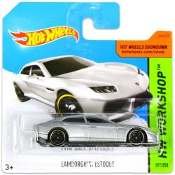 Mattel Hot Wheels - Workshop - Lamborghini Estoque