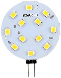 Life Light Led G4 2.4W 160lm LLG4L27.5MM2700K