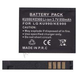 Compatible LG Li-Ion 850 mAh LGIP-580A