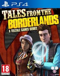 Telltale Games Tales from the Borderlands (PS4)
