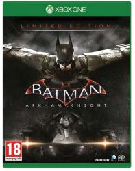 Warner Bros. Interactive Batman Arkham Knight [Limited Edition] (Xbox One)