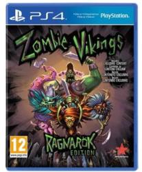 Rising Star Games Zombie Vikings [Ragnarok Edition] (PS4)