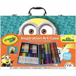 Crayola Minyonok Inspiráló művész szett