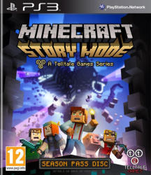 Telltale Games Minecraft Story Mode (PS3)