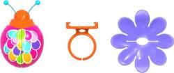 Silverlit Táncoló Varázsvirag bogárka gyűrű alappal