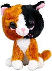 TY Inc Beanie Boos - Tauri, a barna-fekete cica 15cm (TY37178)