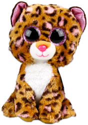 TY Inc Beanie Boos - Patches,a  leopárd 15cm (TY37177)
