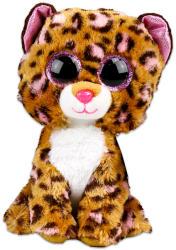 TY Inc Beanie Boos - Patches,a  leopárd 15cm (TY37177)