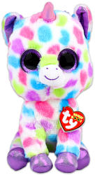 TY Inc Beanie Boos - Whisful, a színes unikornis 24cm (TY36982)