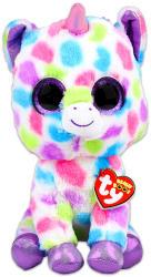 TY Inc Beanie Boos - Whisful, a színes unikornis 24cm (TY36982)